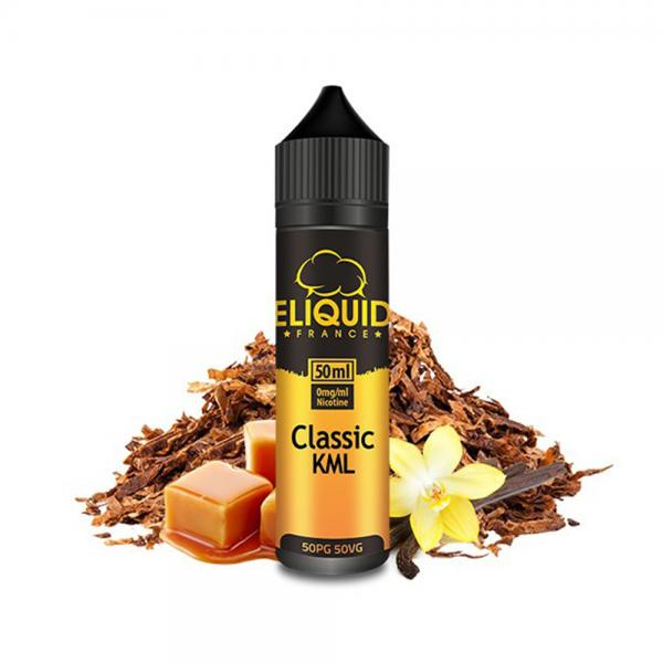Lichid Eliquid France Classic KML 50ml