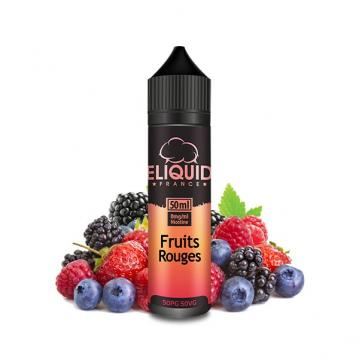 Lichid Eliquid France Fruits Rouges 50ml
