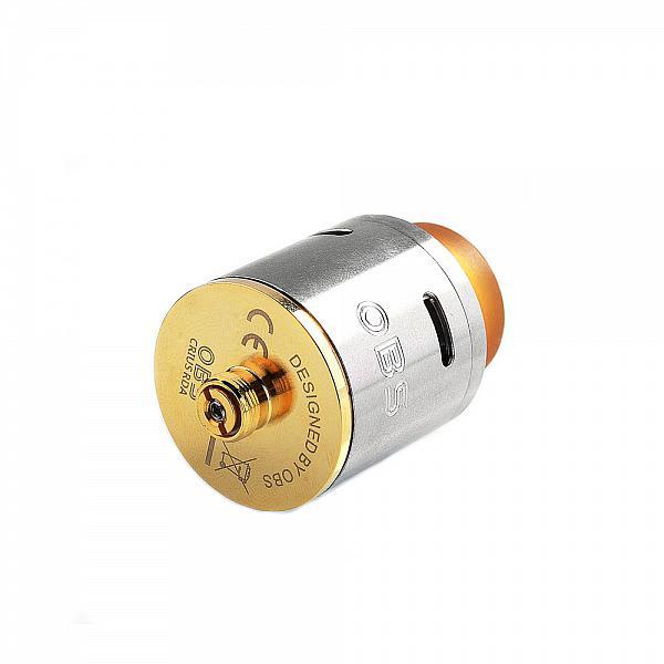 Atomizor Crius BF RDA 24mm OBS - Silver