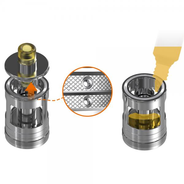 Atomizor Aspire Nautilus GT - Gunmetal