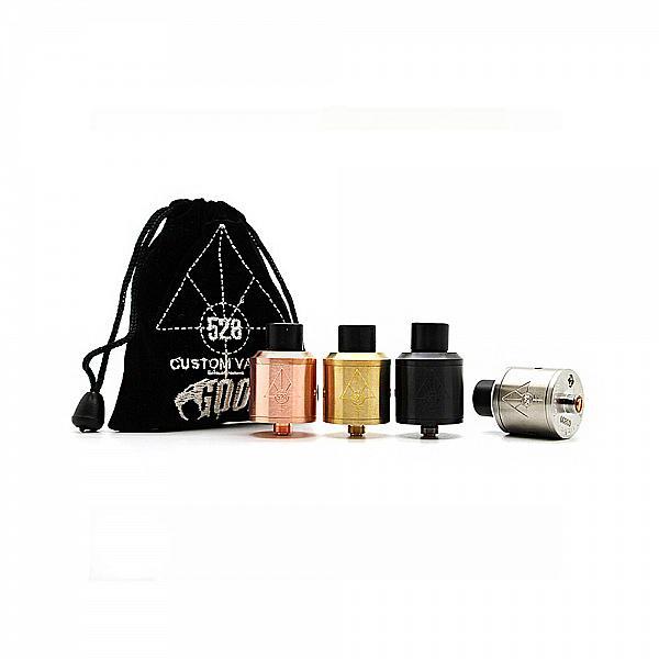 Atomizor Goon RDA 24mm by 528 Custom Vapes