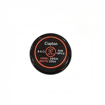 Rezistenta NI80 Clapton 0,6ohm