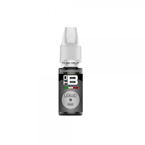 Lichid ToB - Boca Aromatic Black 10 ml