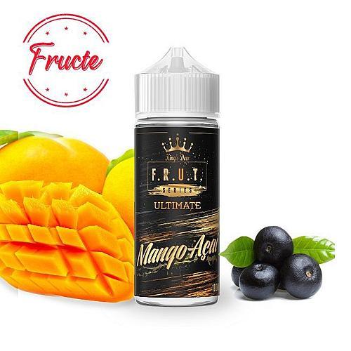 Lichid King's Dew Frut Mango Acai 100ml