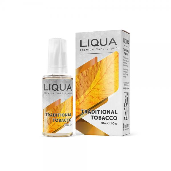 Lichid Liqua Traditional Tobacco 30 ml