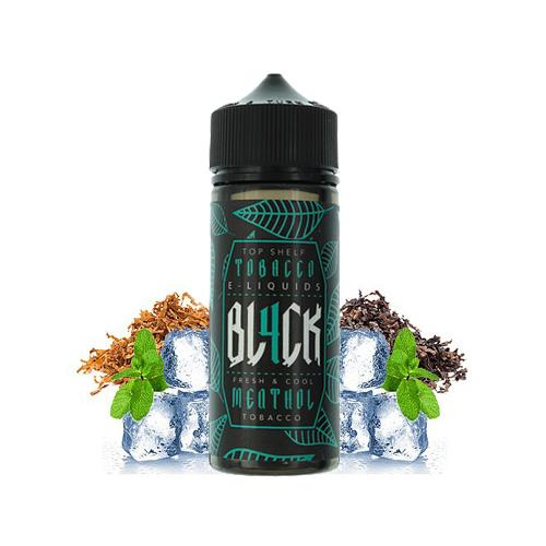 Lichid Bl4ck Menthol Tobacco 100ml