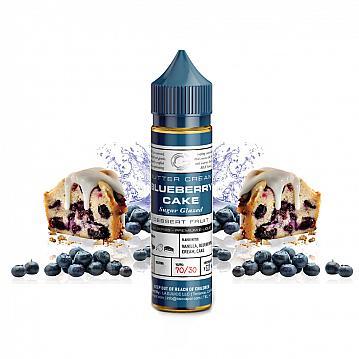 Lichid Glas - Blueberry Cake 50ml