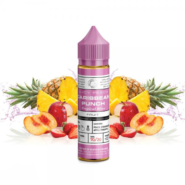 Lichid Glas - Caribbean Passion 50ml