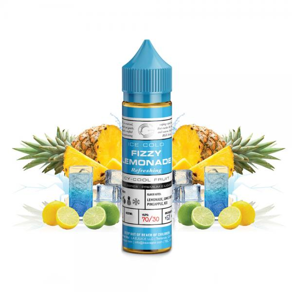 Lichid Glas - Fizzy Lemonade 50ml