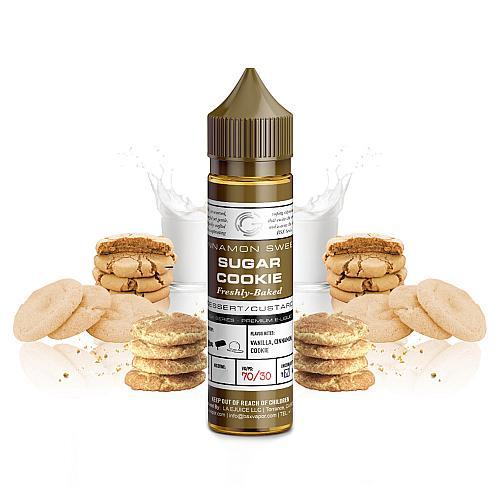 Lichid Glas - Sugar Cookie 50ml