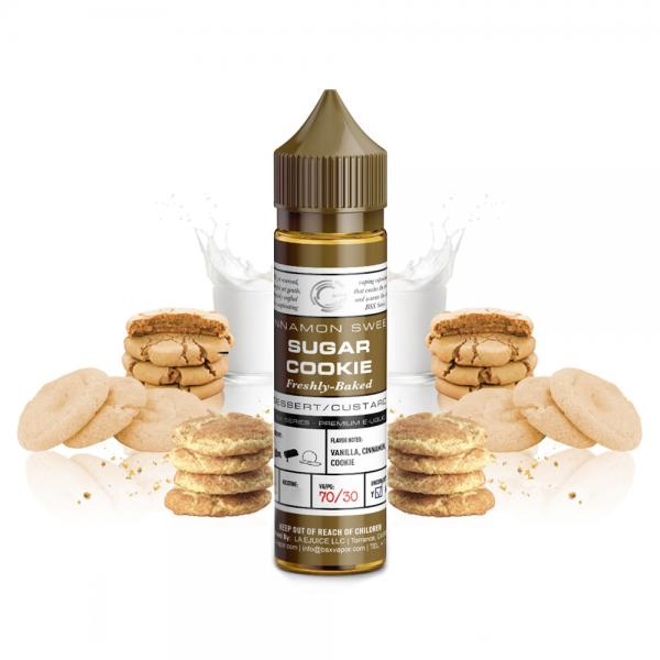 Lichid Glas - Sugar Cookie 50ml