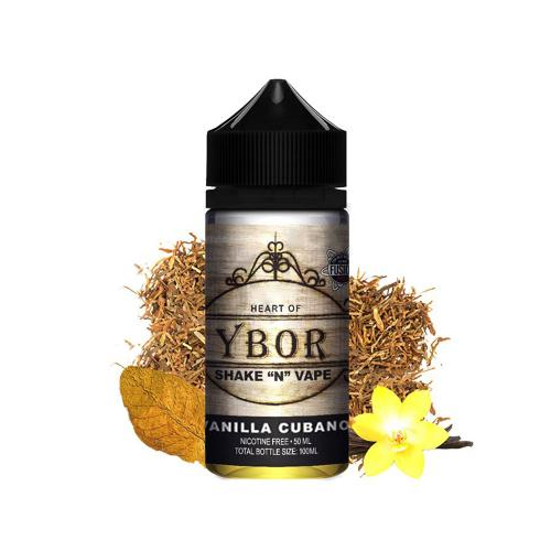 Lichid Ybor - Vanilla Cubano 50ml
