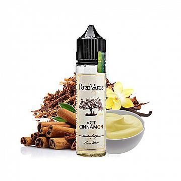 Lichid VCT Cinnamon - Ripe Vapes 50ml