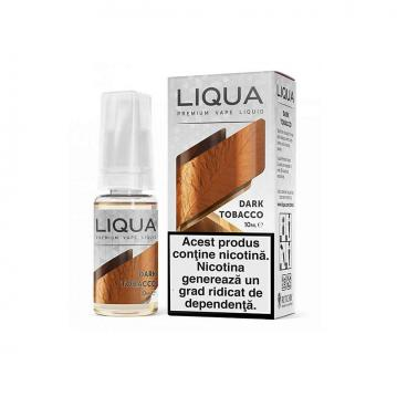 Lichid Liqua Dark Tobacco 10 ml