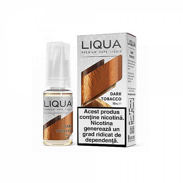 Lichid Liqua Dark Tobacco 10 ml