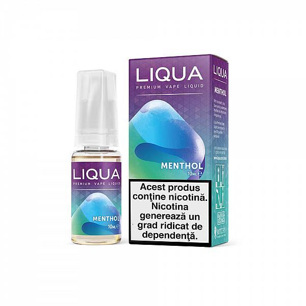 Lichid Liqua Menthol 10 ml