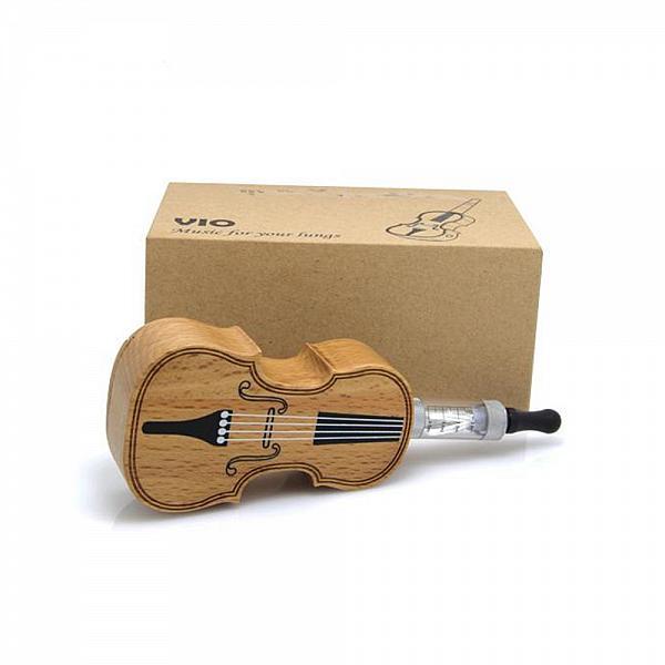 Box Mod Violin din Lemn