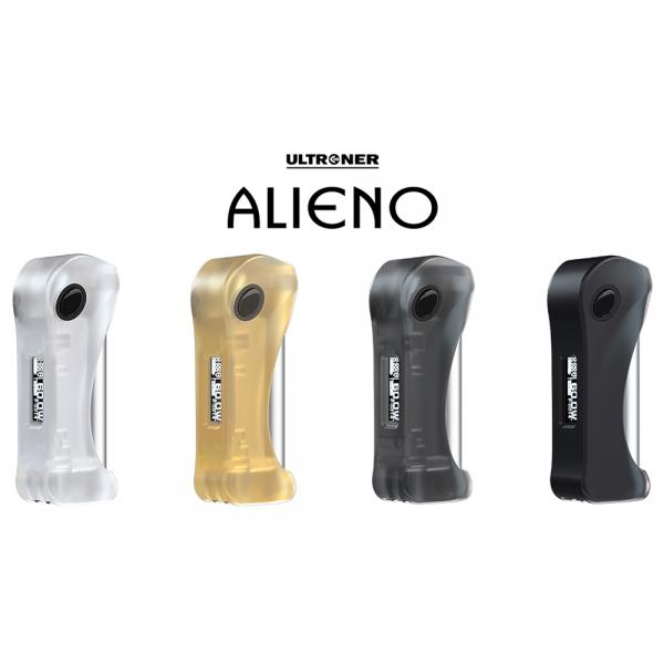 Mod Ultroner Alieno 70W Lite Version - Clear Black Frosted