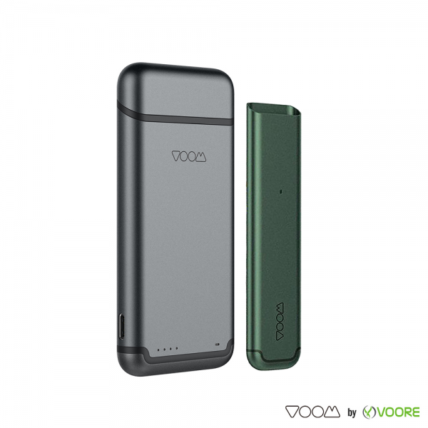 Baterie VOOM - Green + Power Bank - Dark...