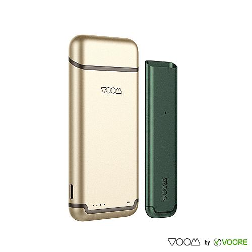 Baterie VOOM - Green + Power Bank - Gold