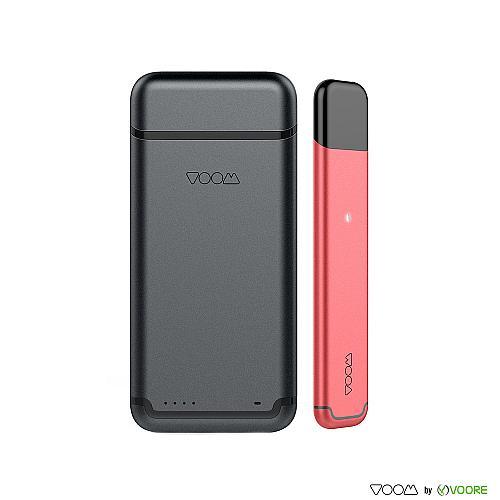 Kit VOOM - Rose Pink + Power Bank - Dark Gray