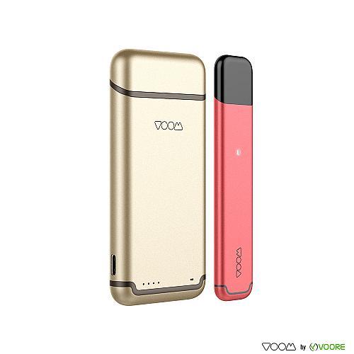 Kit VOOM - Rose Pink + Power Bank - Gold