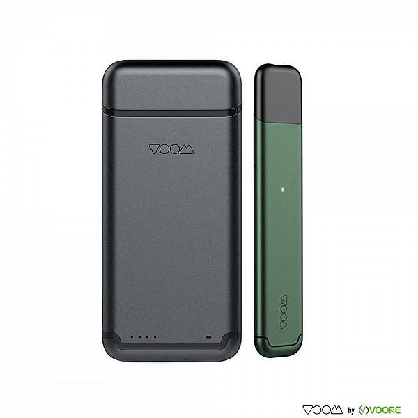 Kit VOOM - Green + Power Bank - Dark Gra...