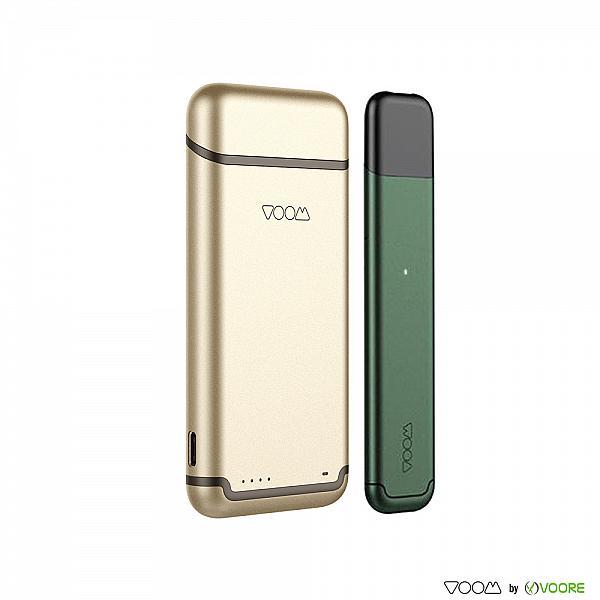Kit VOOM - Green + Power Bank - Gold