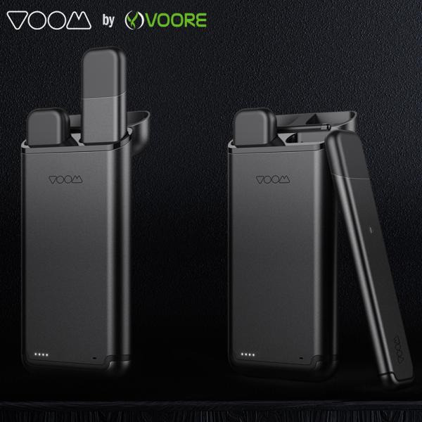 Kit VOOM - Gold + Power Bank - Dark Gray