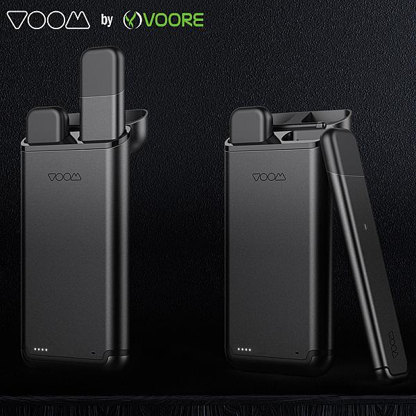 Kit VOOM - Green + Power Bank - Dark Gray
