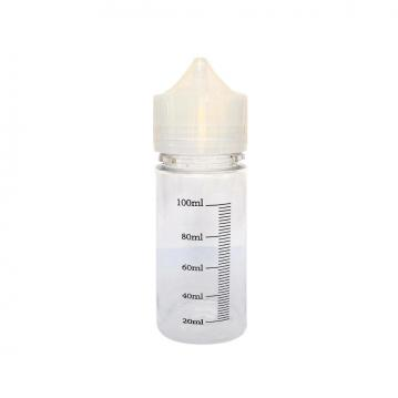 Sticla Plastic Gradata Unicorn - 120ml