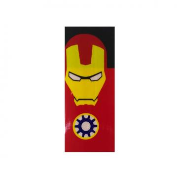 Wrap Acumulator 18650 - Iron Man