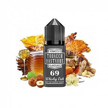 Aroma FlavorMonks - No 69 Whisky Oak10ml