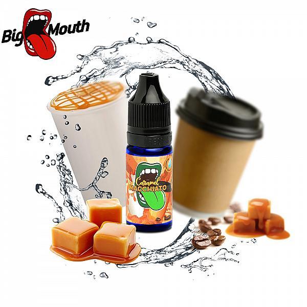 Aroma BigMouth Caramel Macchiato 10 ml