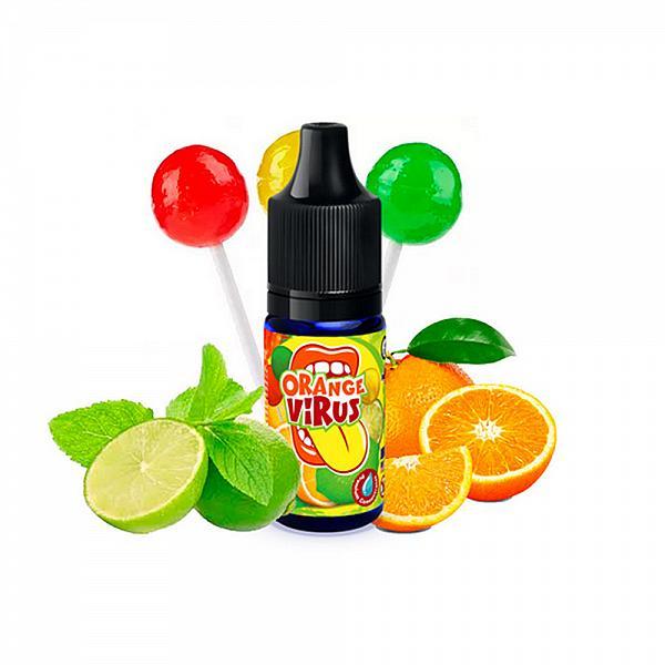 Aroma BigMouth Orange Virus 10ml