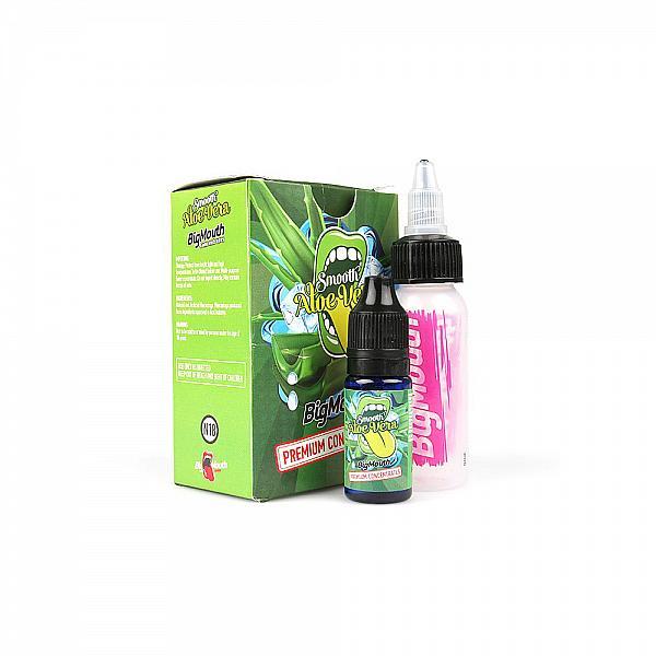 Aroma BigMouth Smooth Aloe Vera 10 ml