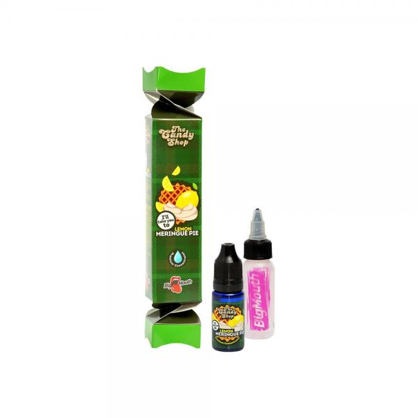 Aroma BigMouth Lemon Meringue Pie 10ml