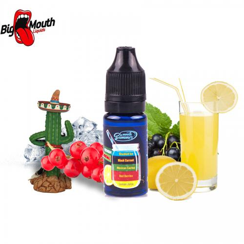 Aroma BigMouth Lemon Juice / Red Berries / Mexican Cactus / Black Currant / Crushed Ice 10ml