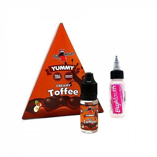 Aroma BigMouth Creamy Toffee 10 ml