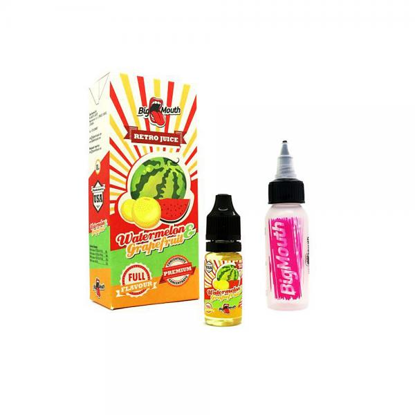 Aroma BigMouth Watermelon and Grapefruit 10 ml
