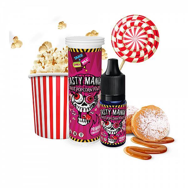 Aroma Chill Pill Donut Popcorn Power 10m...