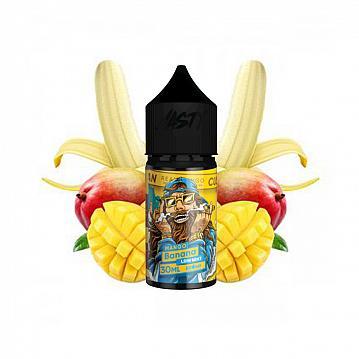 Aroma Nasty Juice - Cush Man - Mango Banana 30ml
