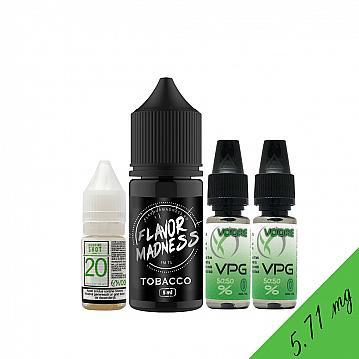 Pachet Flavor Madness Tobacco 35ml