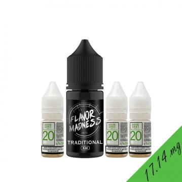 Pachet Flavor Madness Traditional 35ml
