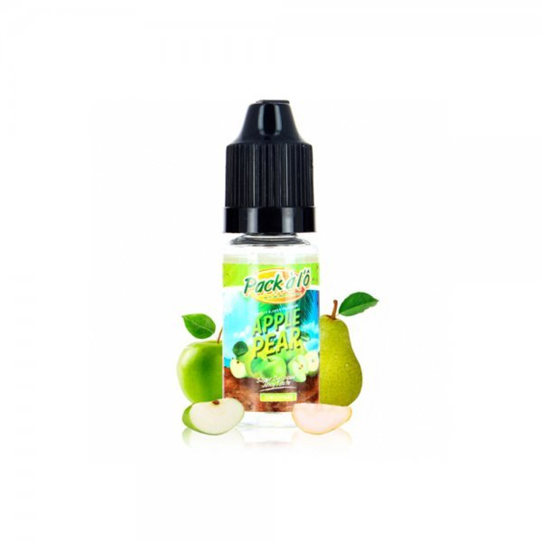 Aroma Apple Pear 10ml Pack Alo