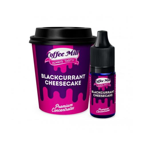 Aroma Blackcurrant Cheesecake by Coffee Mill 10ml