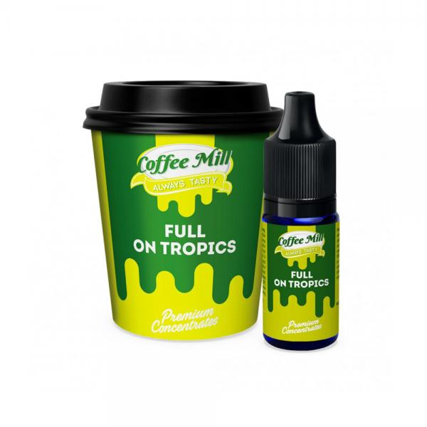 Aroma Full on Tropics by Coffee Mill 10m...