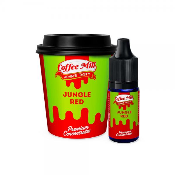 Aroma Jungle Red by Coffee Mill 10ml
