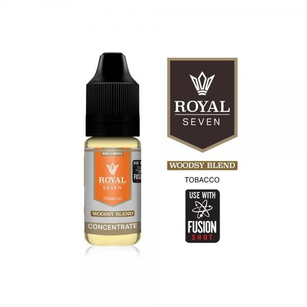 Aroma Concentrata Halo Royal Seven Woodsy Blend 10ml