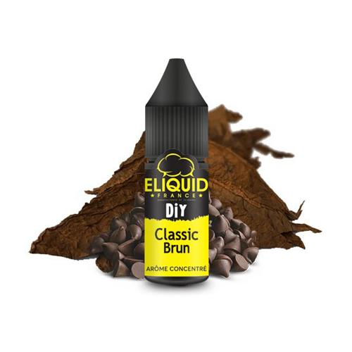 Aroma Eliquid France Classic Brun 10ml